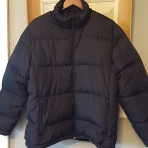 Lands' End down puffer